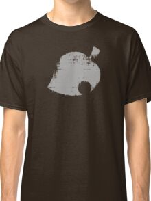Animal Crossing Leaf Distressed Classic T-Shirt