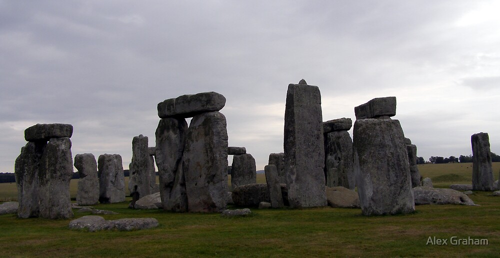 Stonehenge by Alex Graham