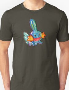 Cute Simplistic Mudkip Watercolor Tshirts + More! ' Pokemon ' T-Shirt