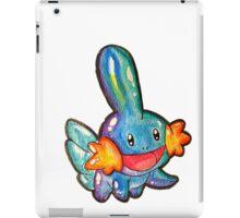Cute Simplistic Mudkip Watercolor Tshirts + More! ' Pokemon ' iPad Case/Skin