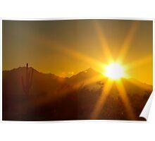 Arizona Sun Poster