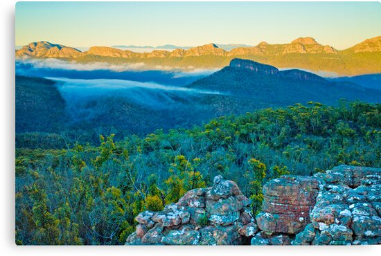 The Grampians  by Neil