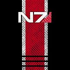 N7 worn by tehfata