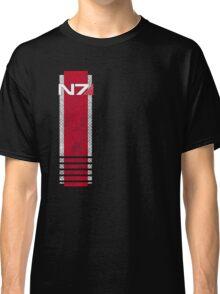 N7 worn Classic T-Shirt