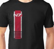 N7 worn Unisex T-Shirt
