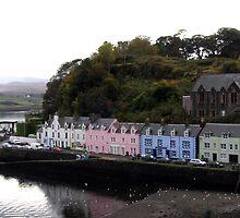 Portree, Isle of Skye by Alex Graham