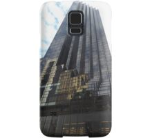 Classic Architecture, Trump Tower, 5th Avenue, New York City Samsung Galaxy Case/Skin