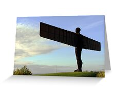 Angel of the North, Newcastle Greeting Card