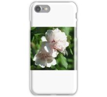 Double Delight. iPhone Case/Skin