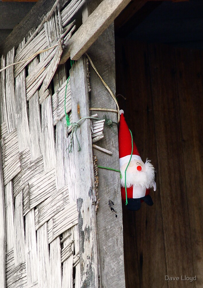 Christmas - Just Around The Corner :<) by Dave Lloyd