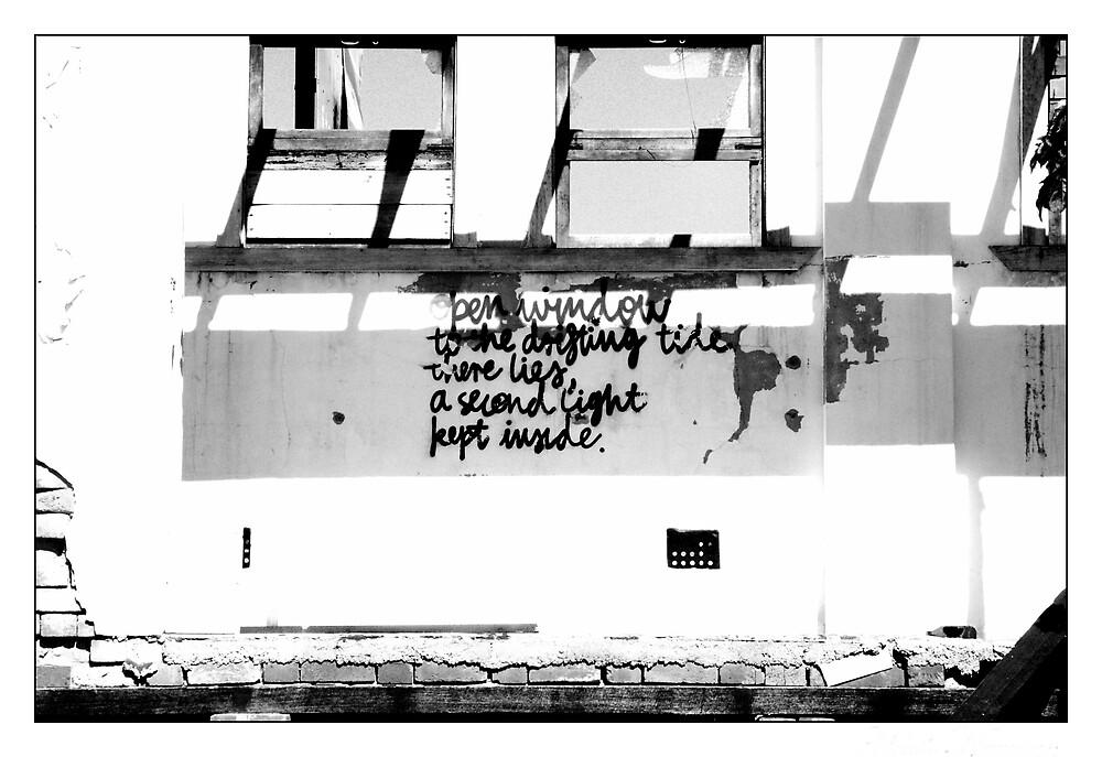 Open Window  by John Davis