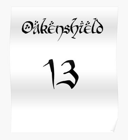 Oakenshield Poster