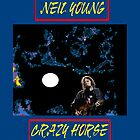 "Neil Young "" Crazy Horse"" by ADALI"