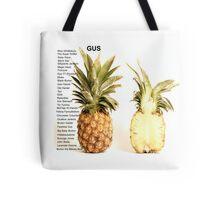 Psych: Gus' Names Tote Bag