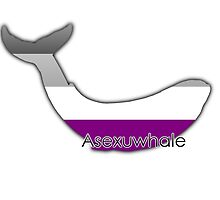 Asexuwhale - Asexual whale by Margotte