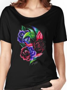 The scent of Roses Roses Roses Women's Relaxed Fit T-Shirt