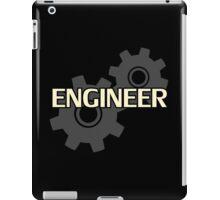Engineer Clockwork Gears iPad Case/Skin