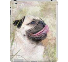 Pug Happiness iPad Case/Skin