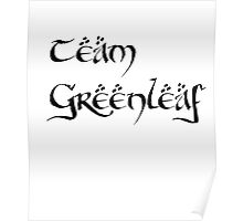 Team Greenleaf Poster