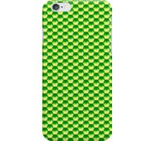 Green Glass Scales iPhone Case/Skin