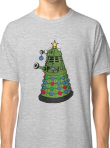 A Dalek Christmas Classic T-Shirt