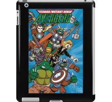 Teenage Mutant Ninja Avengers iPad Case/Skin
