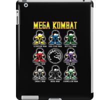 Mega Kombat iPad Case/Skin