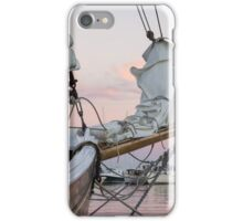 Sails down iPhone Case/Skin