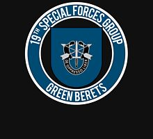 19th Special Forces Zipped Hoodie