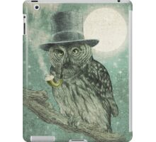 Night Smoke iPad Case/Skin