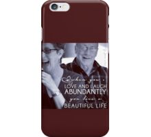 Abundant Life... with Amy Ferris and iKen iPhone Case/Skin