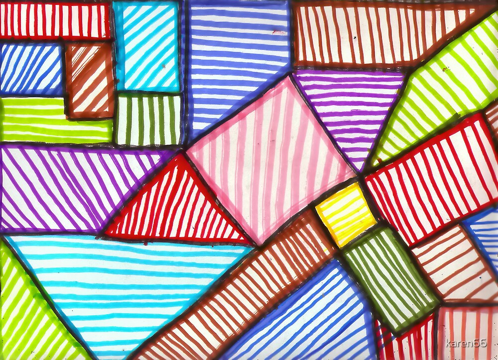 Cubisum In Full Color by karen66