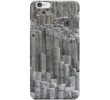 Basalt Columns - Iceland iPhone Case/Skin
