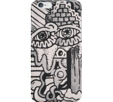 Drips and Bubbles and Bricks iPhone Case/Skin