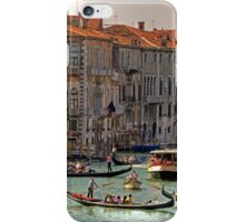 Messing about in boats iPhone Case/Skin