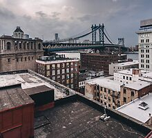 New York Bridge by nicolereed
