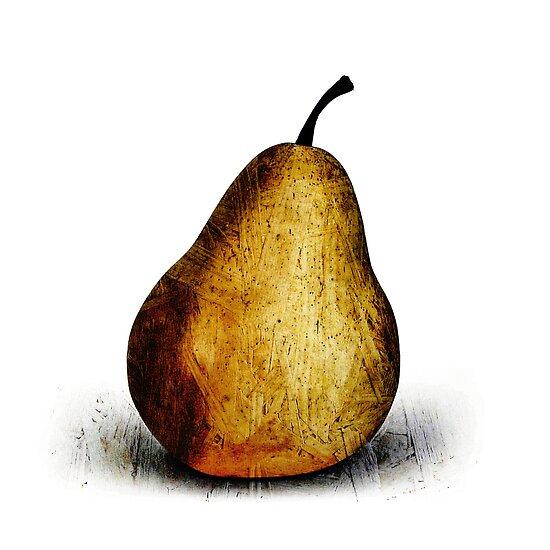 Pear by Kurt  Tutschek