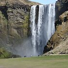Skogafoss - Icelandic Waterfall by Englund