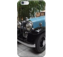 Classic 1932 Stutz DV-32 Super Bearcat Convertible, New York City  iPhone Case/Skin