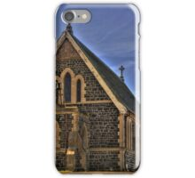 St Luke's Anglican Church Taralga iPhone Case/Skin