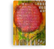 Floating Wisdom Canvas Print