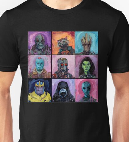 Guardian Of The Galaxy Unisex T-Shirt