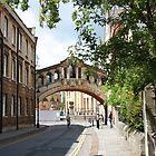 Bridge of Sighs - Oxford by Englund