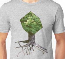 Cube Roots Unisex T-Shirt