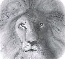 Lion Pride by ArtGautreaux