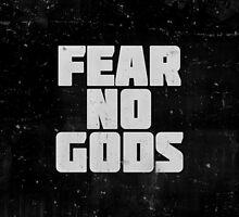 Fear No Gods by cdelliott