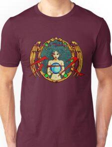 Ys (Turbografx) Title Screen Unisex T-Shirt