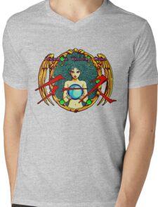 Ys (Turbografx) Title Screen Mens V-Neck T-Shirt