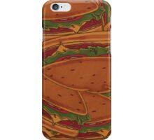 Burgermash iPhone Case/Skin