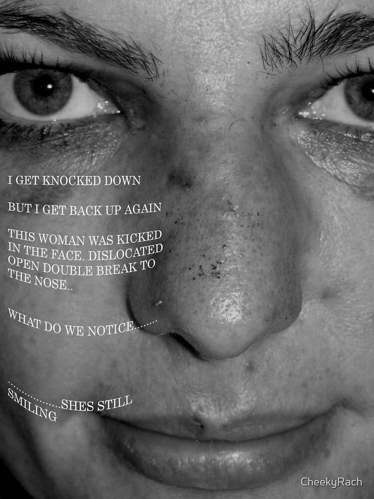 BROKEN WOMEN WIN by CheekyRach